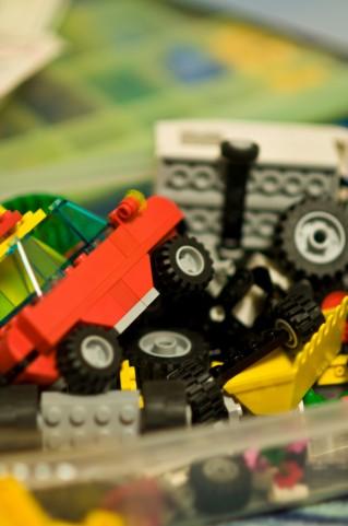 レゴを始めよう
