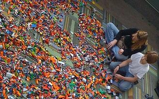 レゴ片付け