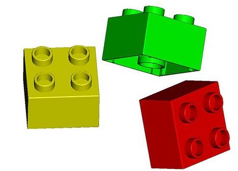 レゴ収納の注意点
